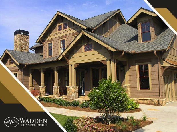 Exterior Remodeling Solutions by Wadden Construction